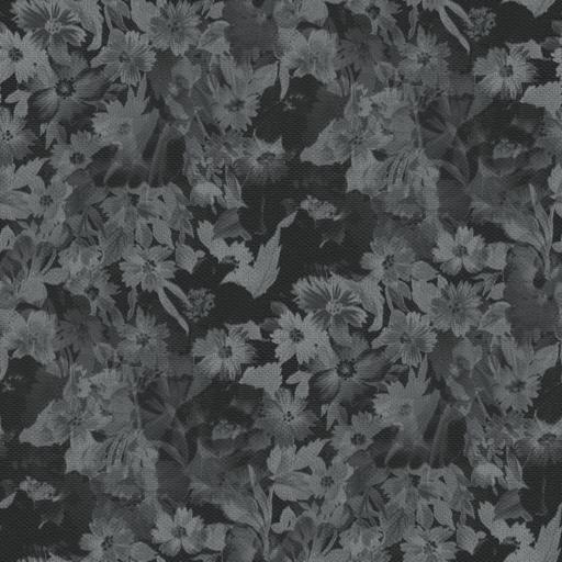 018886 - blume schwarz