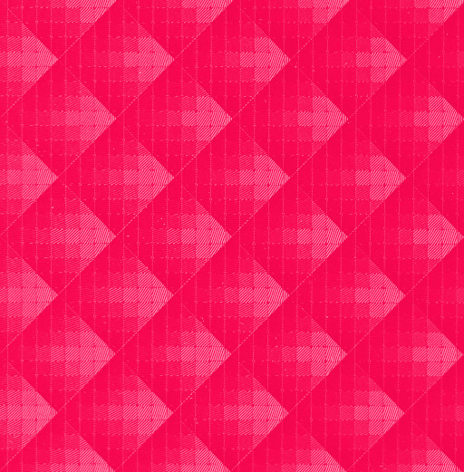022184 - bling neon pink